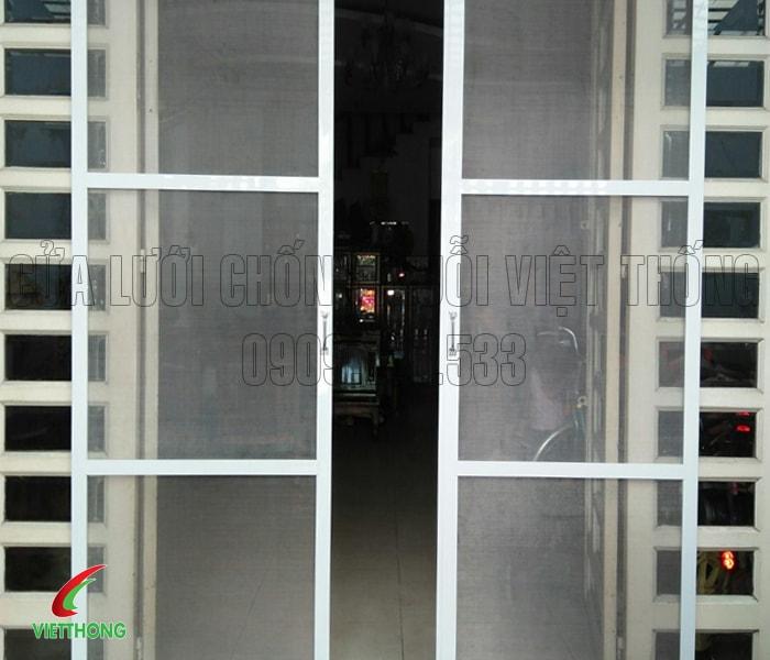 Cửa lưới lùa Việt Thống