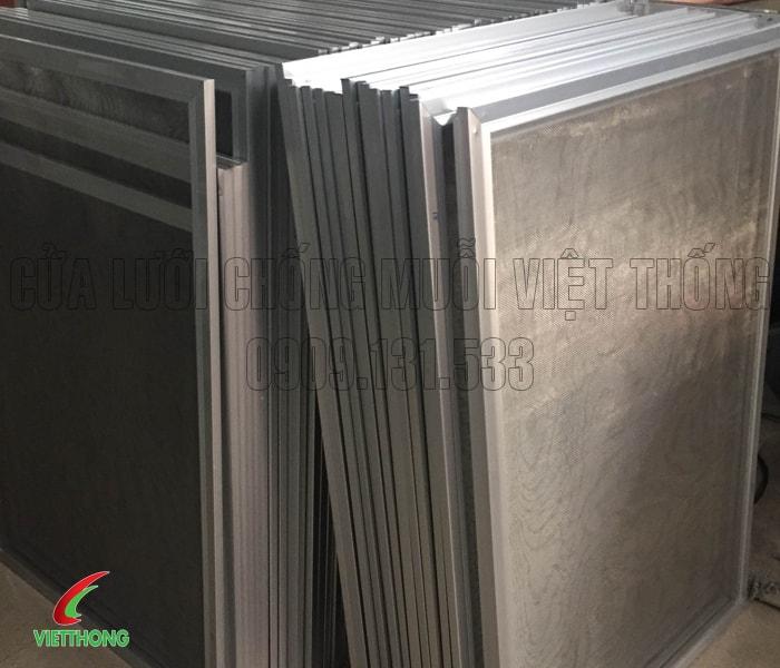Khung lưới chống muỗi cố định được sản xuất tại Việt Thống