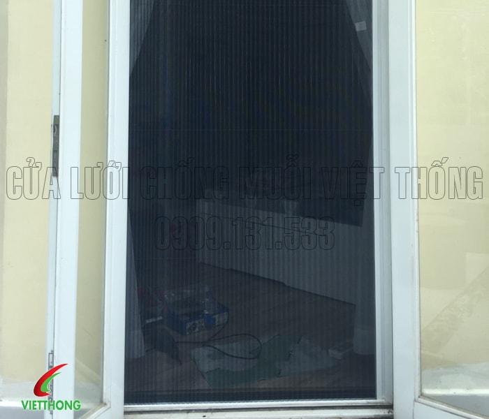 cửa lưới chống muỗi quận Bình Thạnh