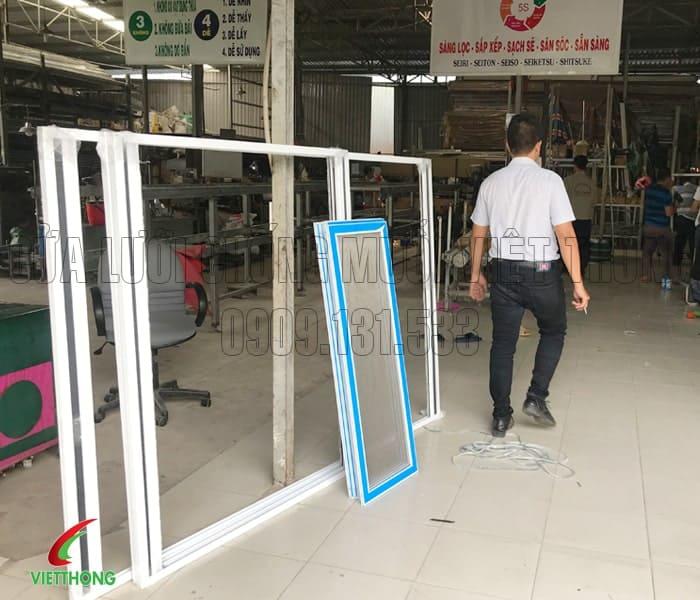 Công ty sản xuất cửa lưới chống muỗi uy tín