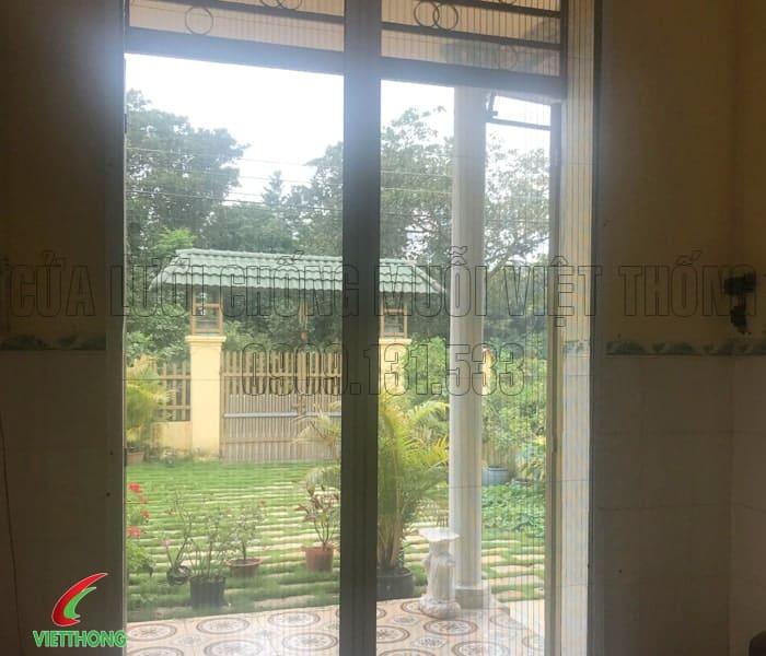 cửa lưới chống côn trùng cao cấp