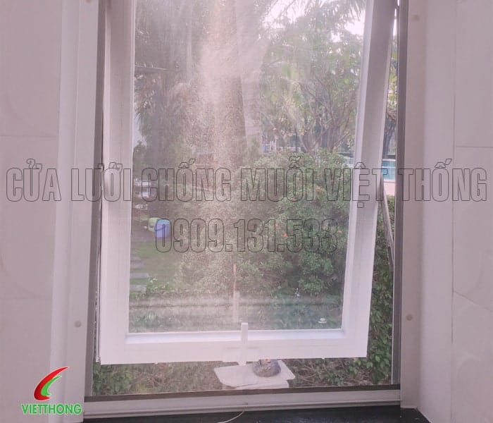 cửa lưới chống muỗi nhà anh sanh