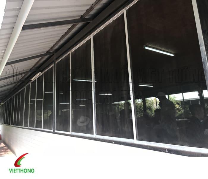 lưới chống côn trùng cho cửa sổ