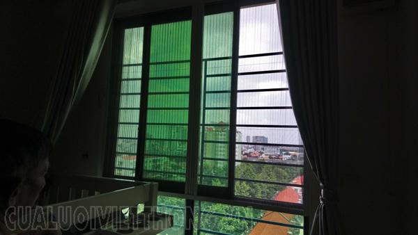 Cửa lưới chống muỗi bụi chất lượng tại Sài Gòn