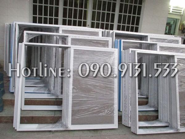 Khung cửa sổ lưới lùa ngăn côn trùng chất lượng