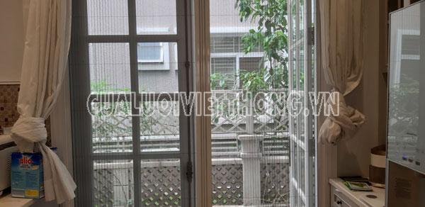 Cửa hàng bán cửa lưới chống muỗi sợi thủy tinh tổng hợp tại TPHCM và các tỉnh lân cận