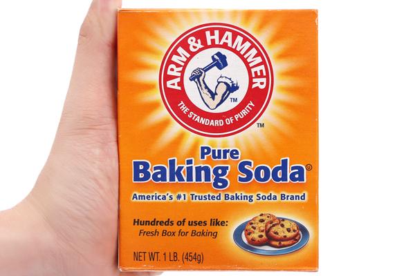 Baking Soda kết hợp đường nâu diệt muỗi hiệu quả