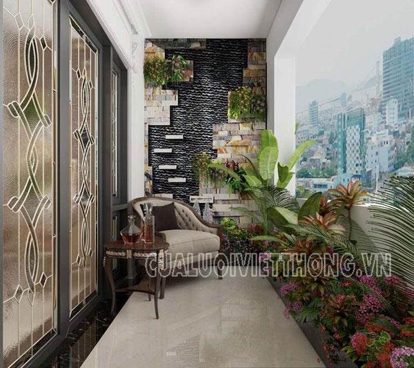 Chọn lựa màu sắc cửa lưới sao cho phù hợp thiết kế nội thất nhà