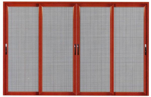 Phòng chống bệnh sốt xuất huyết với cửa lưới chống muỗi