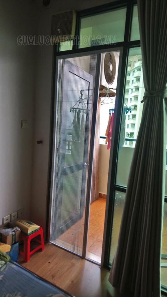 Cửa lưới côn trùng dành cho cửa phòng chung cư