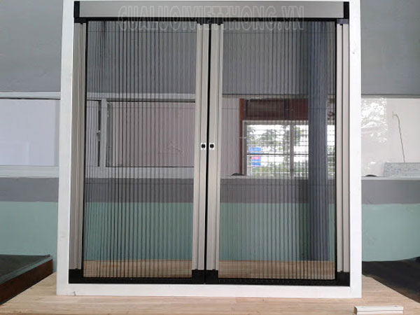 Các loại cửa lưới chống côn trùng giá rẻ Việt Thống