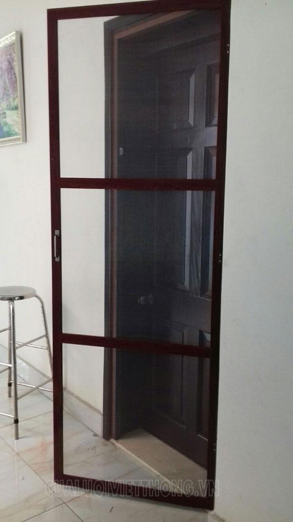 Dễ dàng kết hợp được với nhiều loại cửa khác nhau