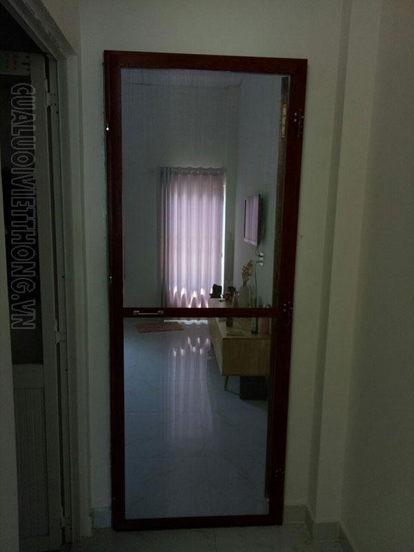 Thiết kế cửa 1 cánh thích hợp cho phòng ngủ