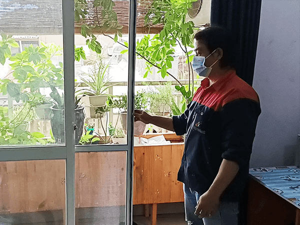 cách chống muỗi trong nhà