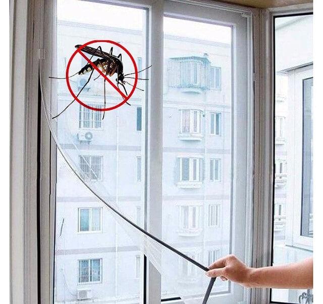 4 phương pháp phòng chống muỗi