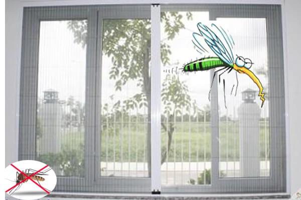 cách phòng chống muỗi