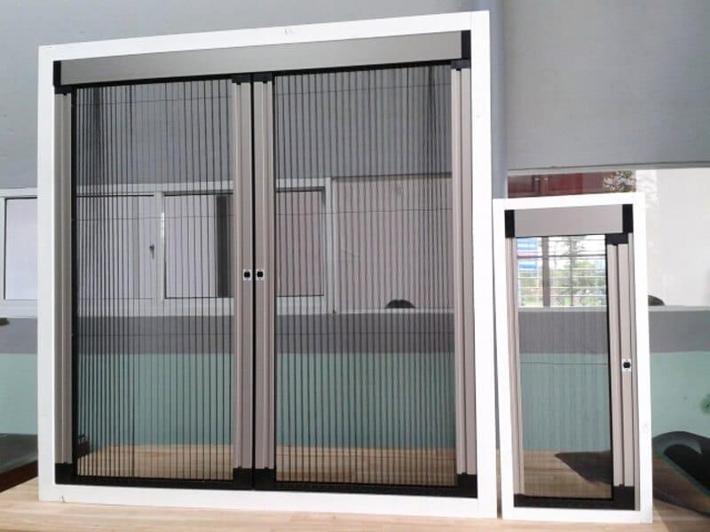Cửa lưới chống muỗi Việt Thống đang được sử dụng rất phổ biến