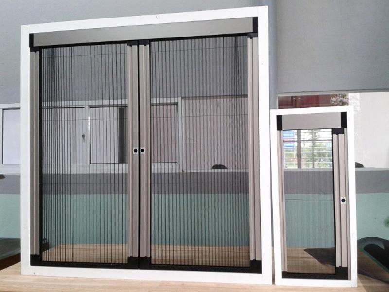 Một mẫu cửa lưới chống muỗi Hà Nội